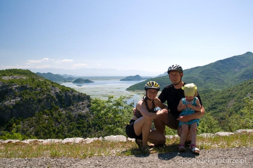 Nad jeziorem Szkoderskim