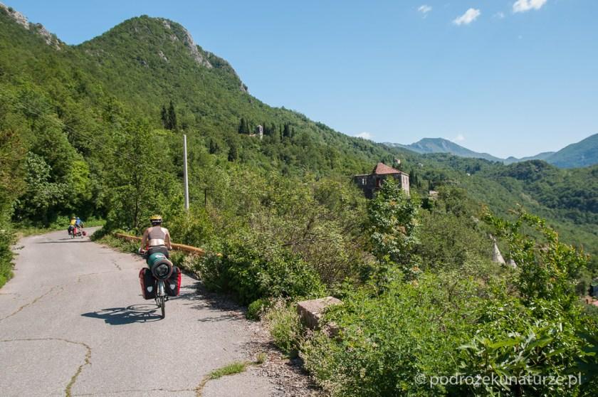 Na starej drodze do Baru