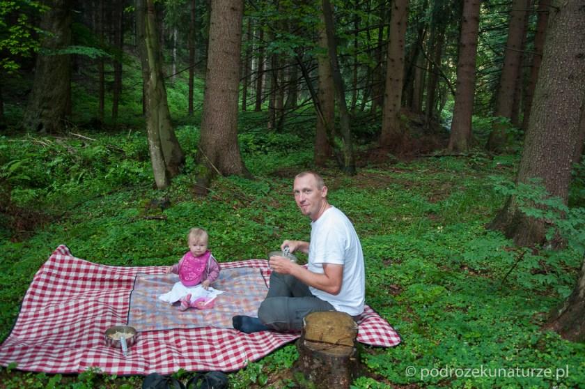 Piknik o poranku