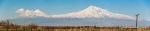 Ararat w pełnej krasie
