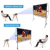Projector Screen Hire Pods Inflatables