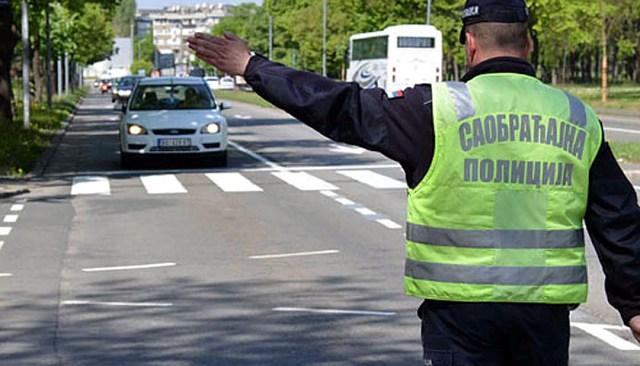 Više od 14 hiljada saobraćajnih prekršaja tokom prazničnih dana