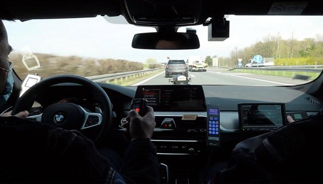 """Još jedan """"trkač"""" – na auto-putu kod Osipaonice vozio 234,7 na sat"""