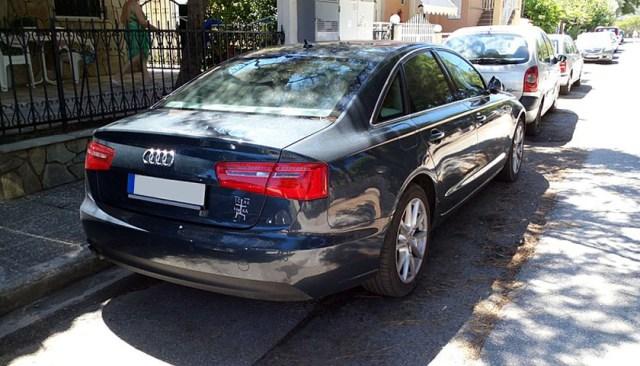 Obrt: Audi ispravan, protiv tehničkog pregleda prekršajni postupak