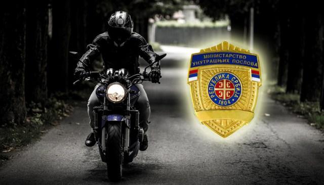 MUP apeluje na motocikliste da poštuju saobraćajne propise