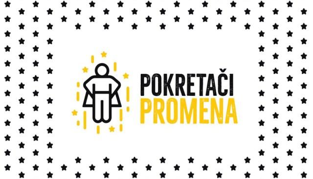 Otvoren konkurs za nagradu Pokretači promena 2021.