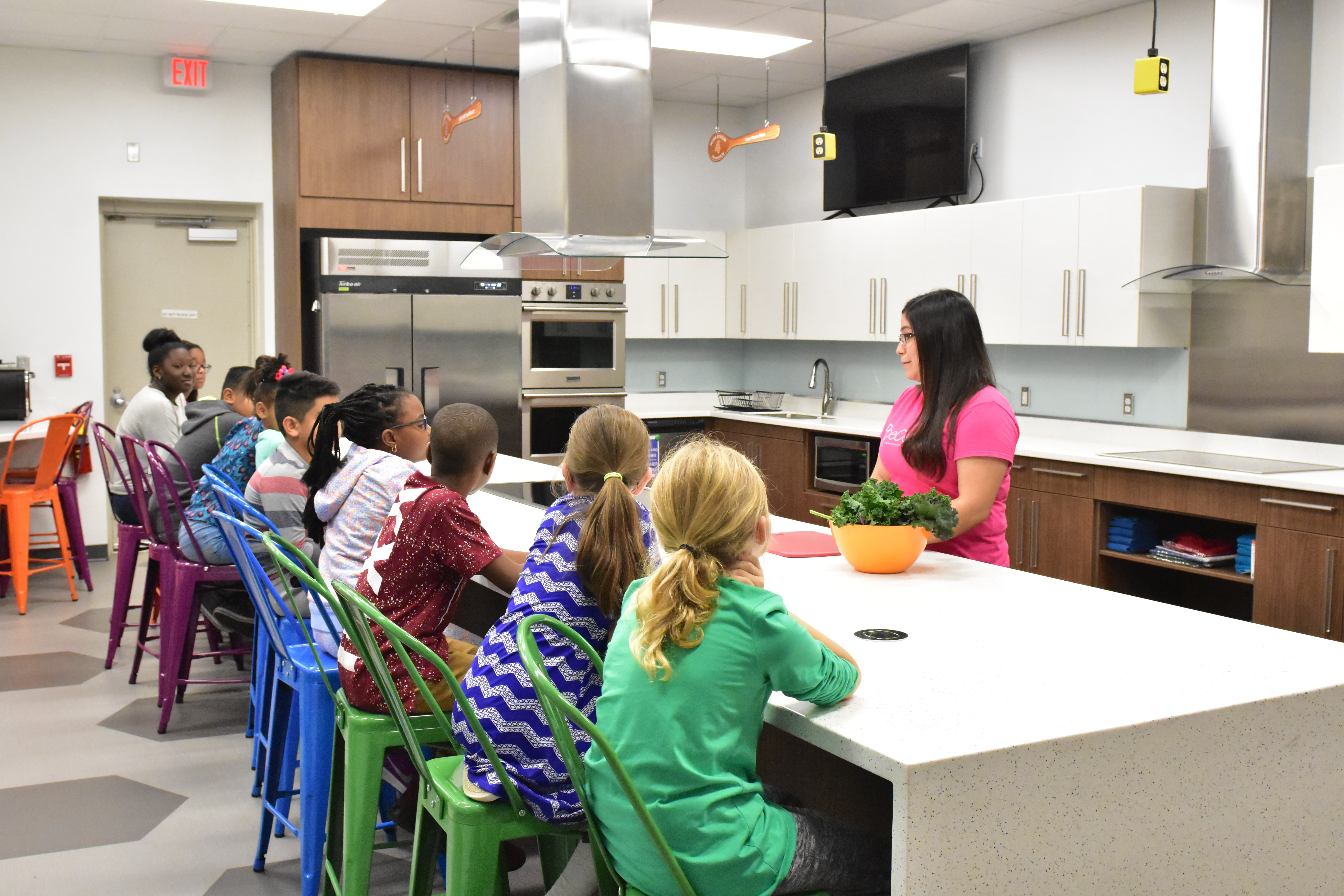 Cookwell Teaching Kitchen Poe Center For Health