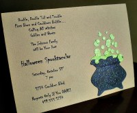 poems for halloween party