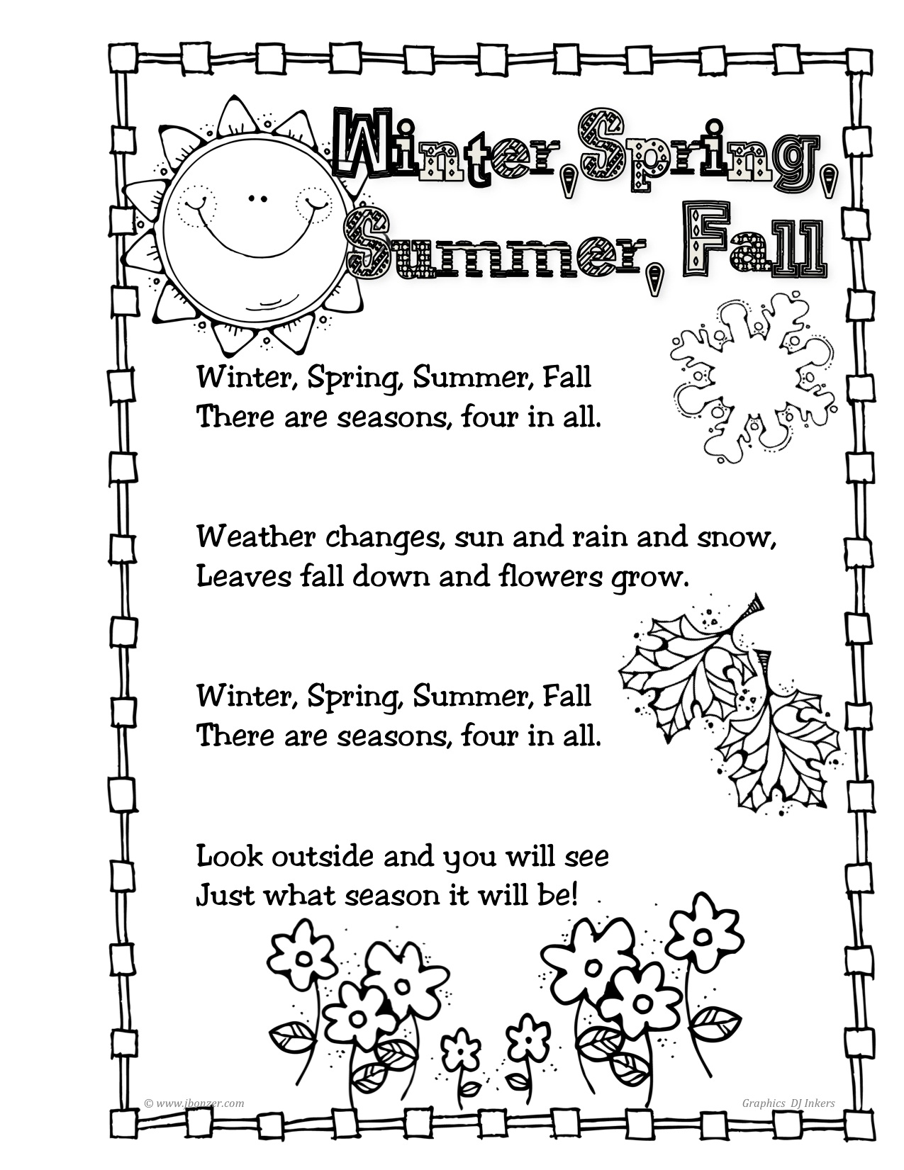 Season Poems