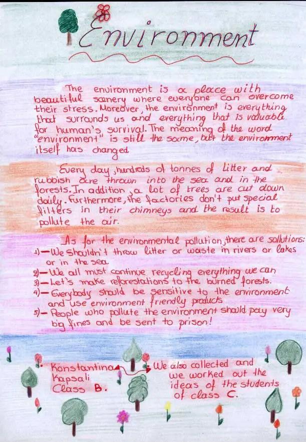Environmental Poems