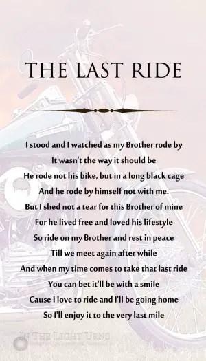Cowboy Memorial Poems