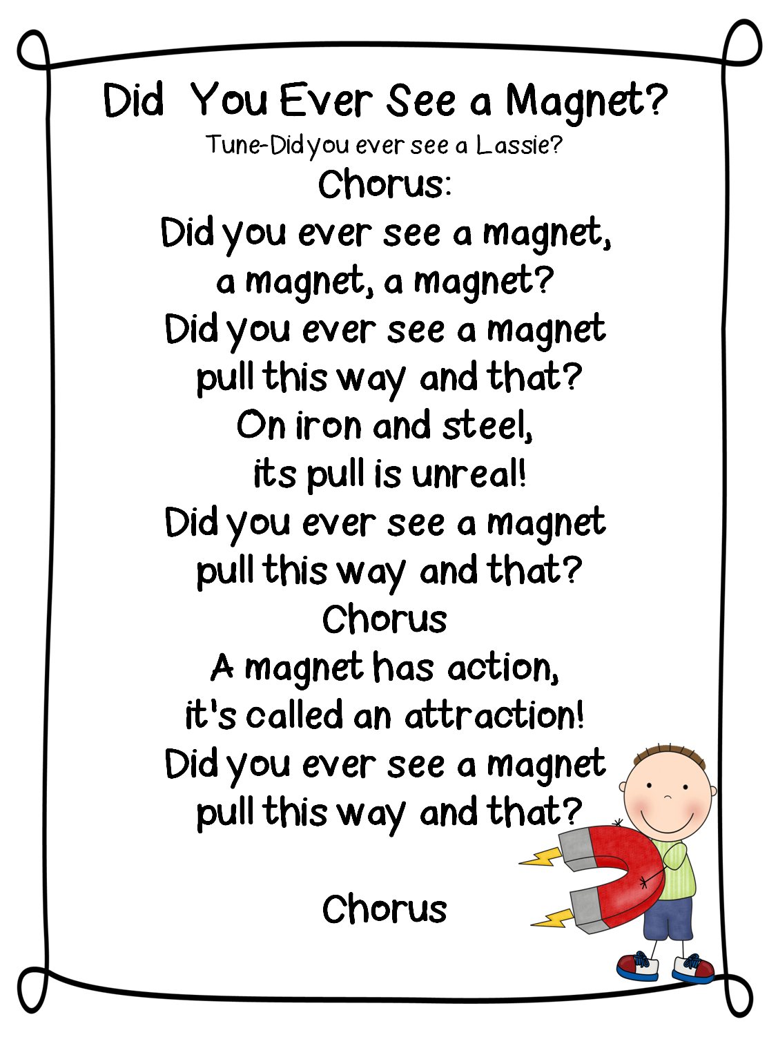 Science Poems