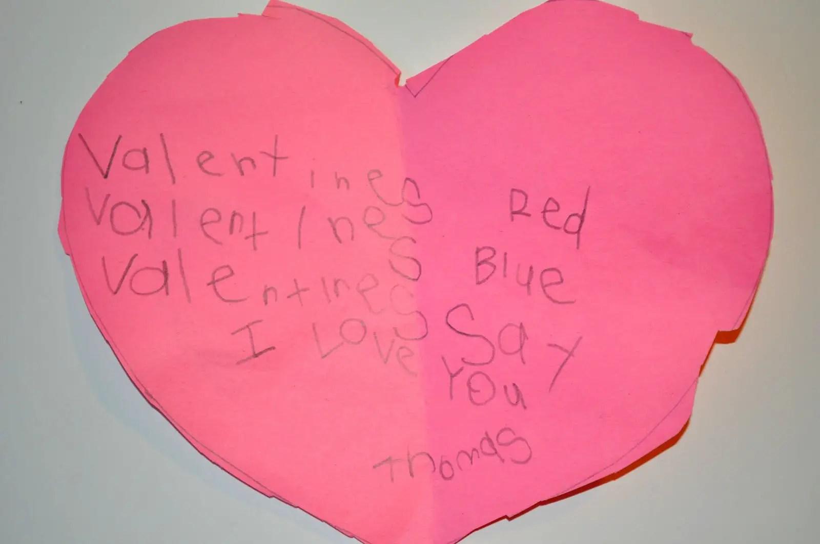 Rhyming Valentine Poems