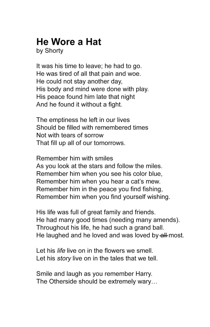 Funeral poem for dad poemsrom dad funeral poems izmirmasajfo