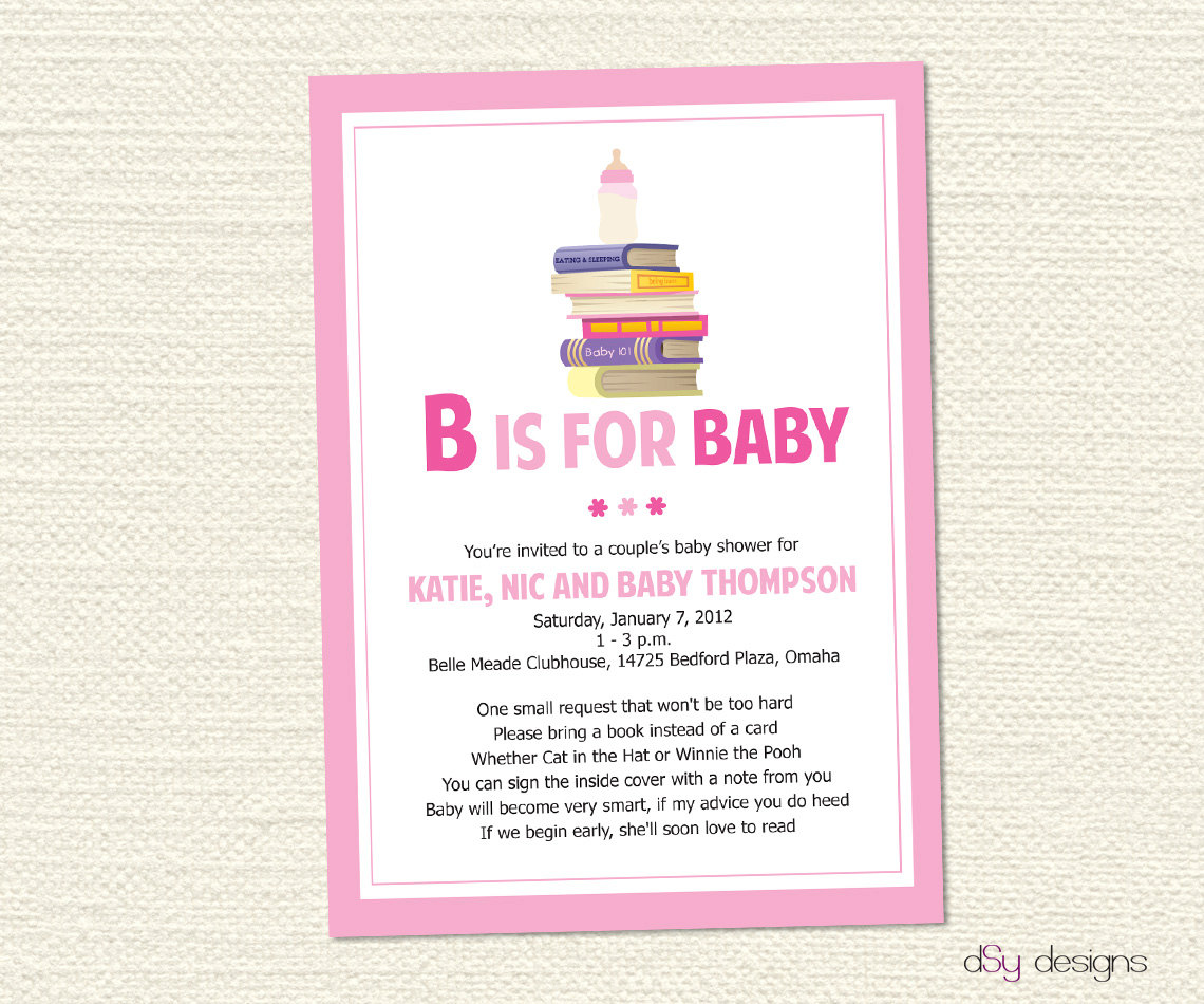 Cheap Invitations Baby Shower
