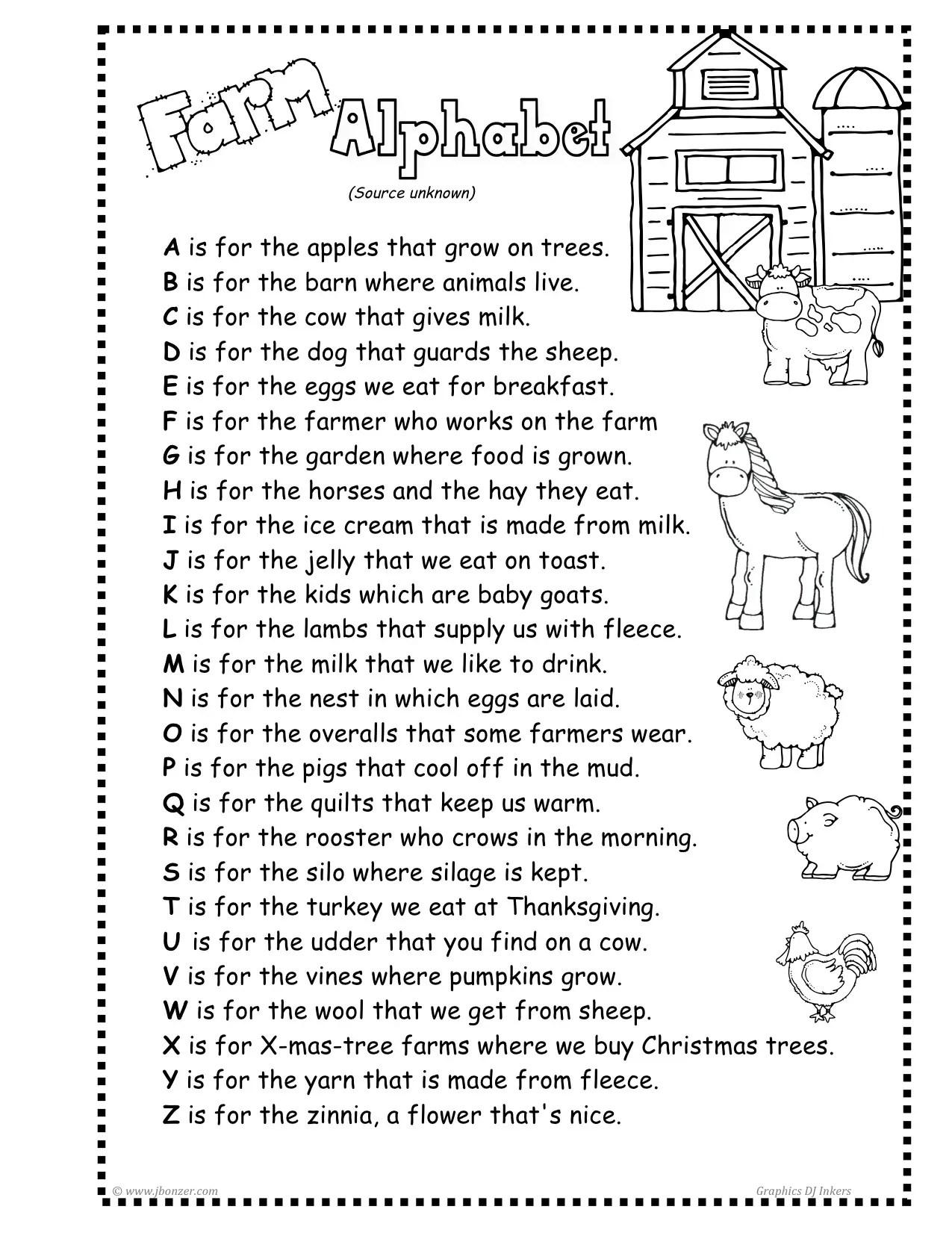 Abc Poems