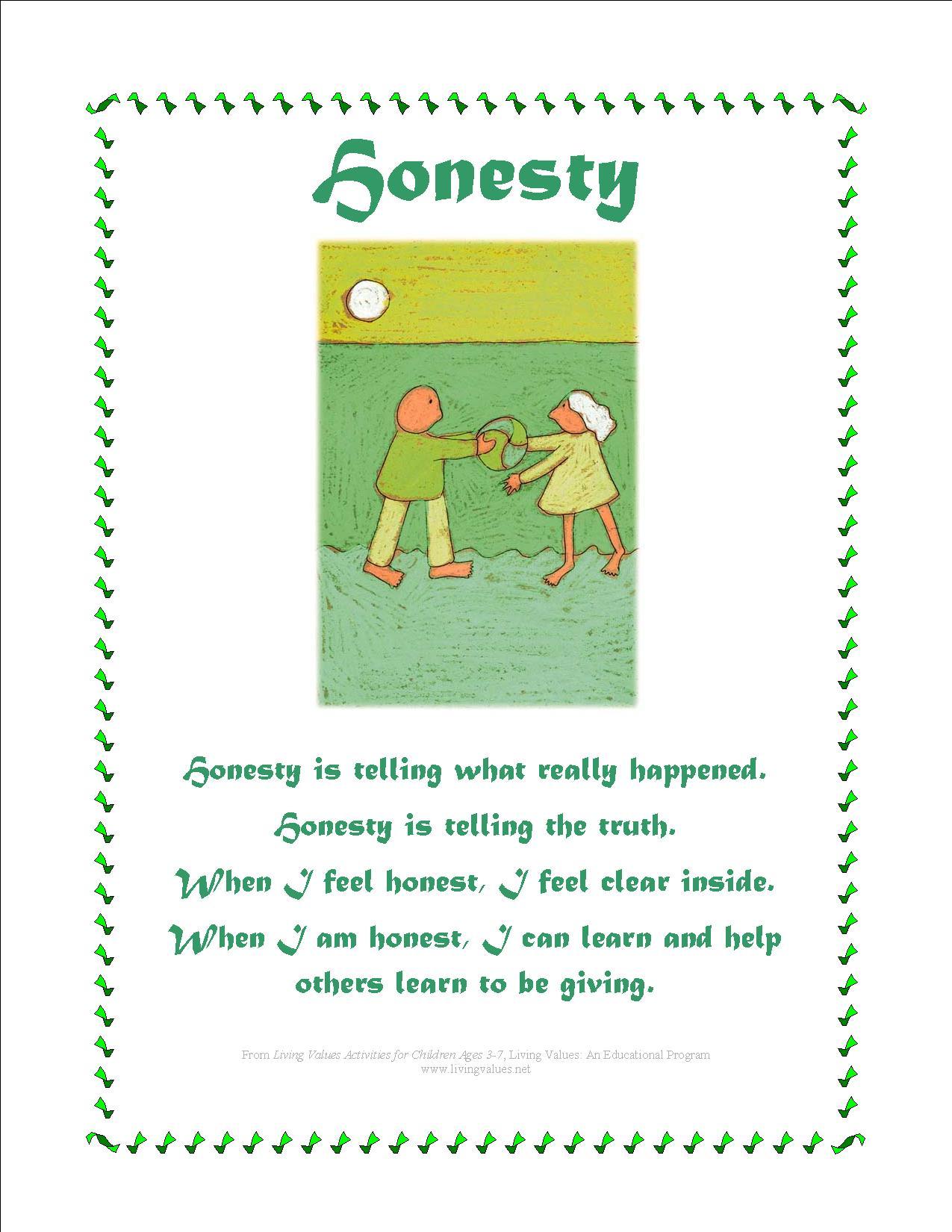 Honest Poems