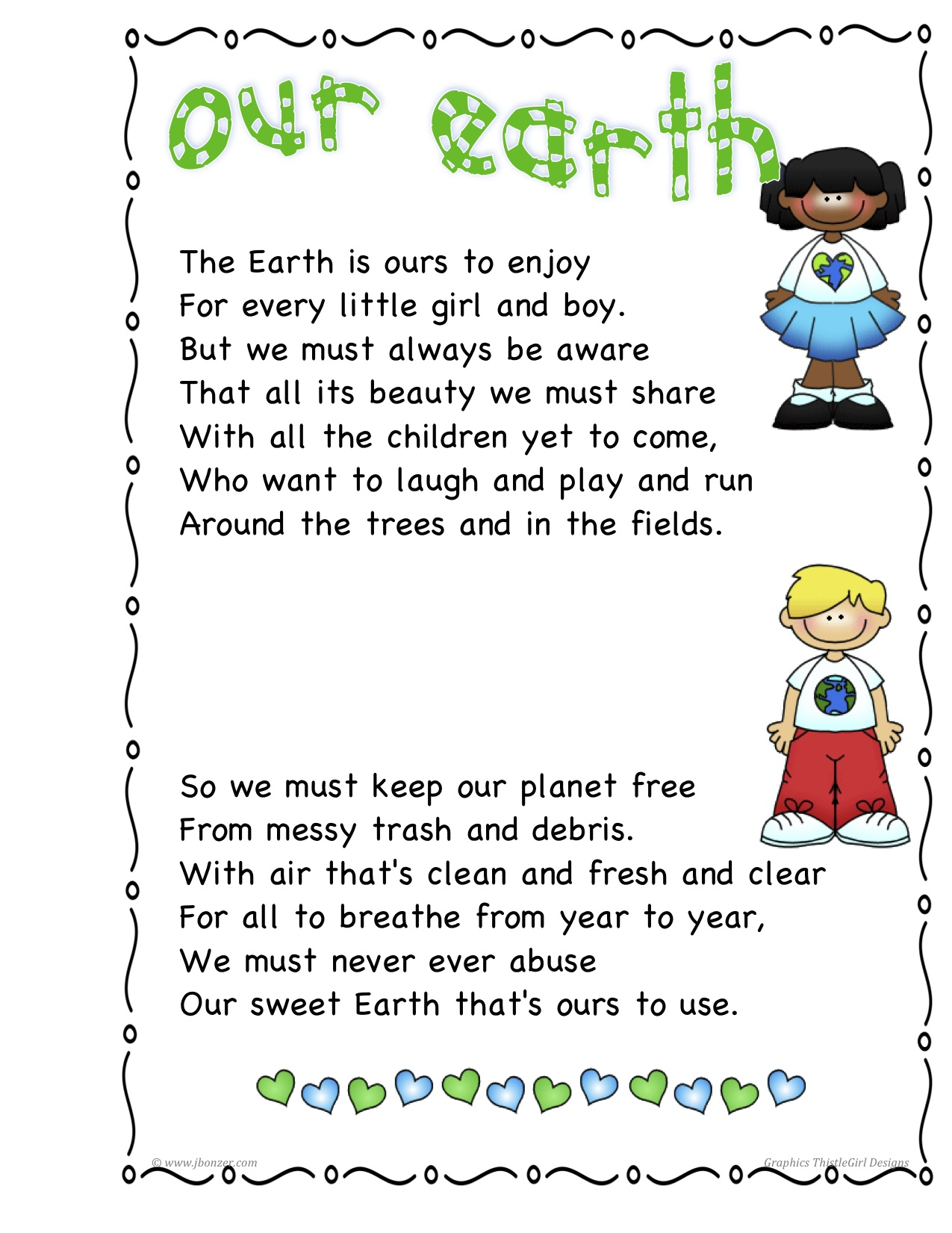 Earth Poems