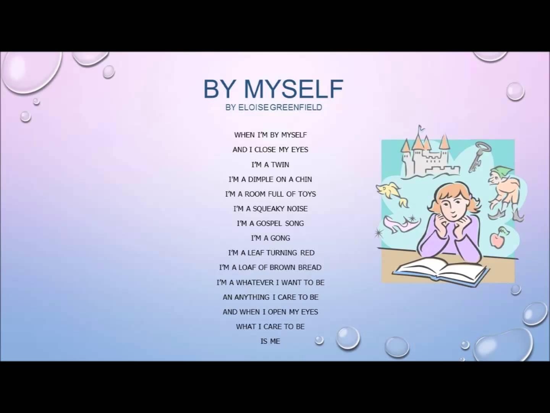 Fourth Grade Poems