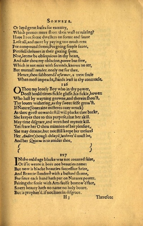 Love Old English Poems