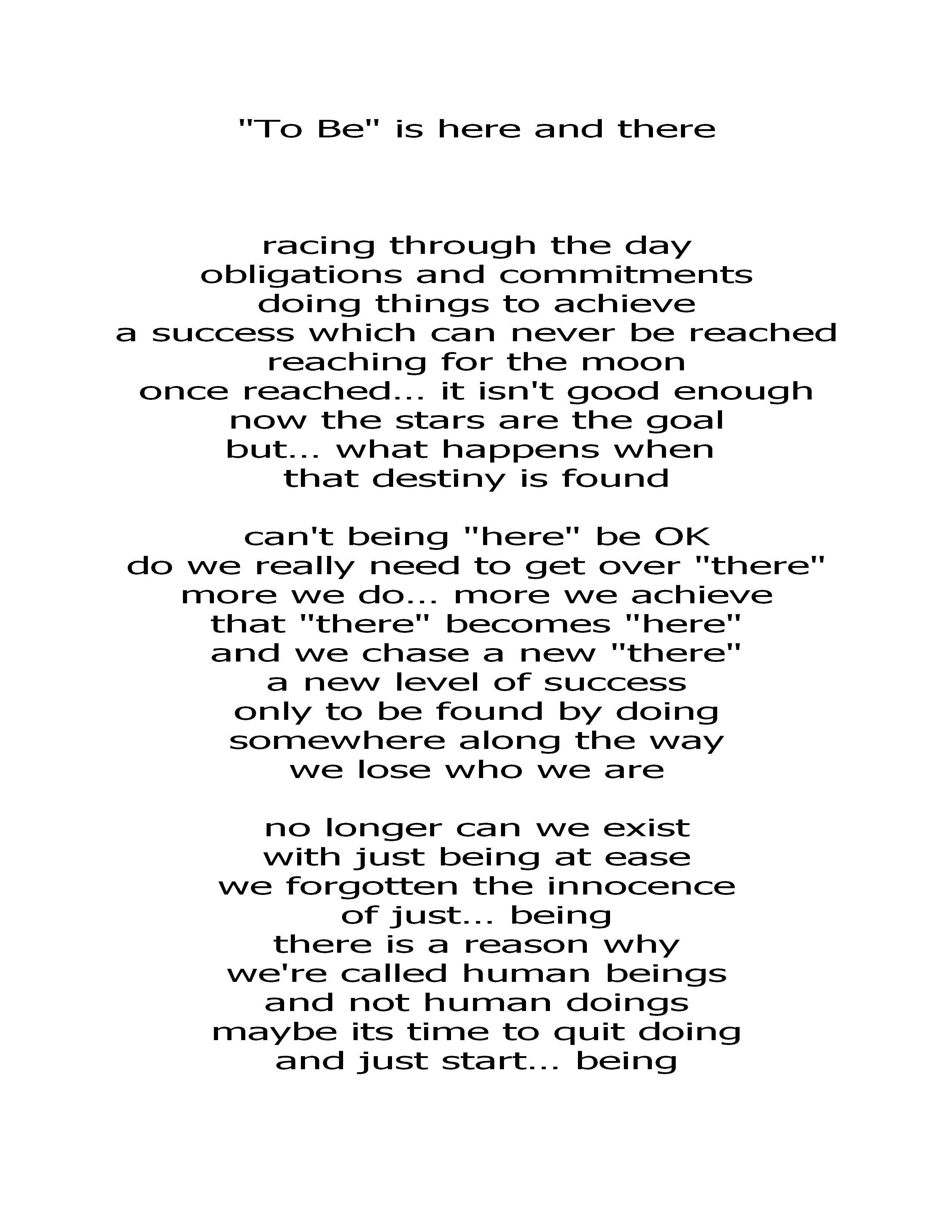 Short Poems Recovery