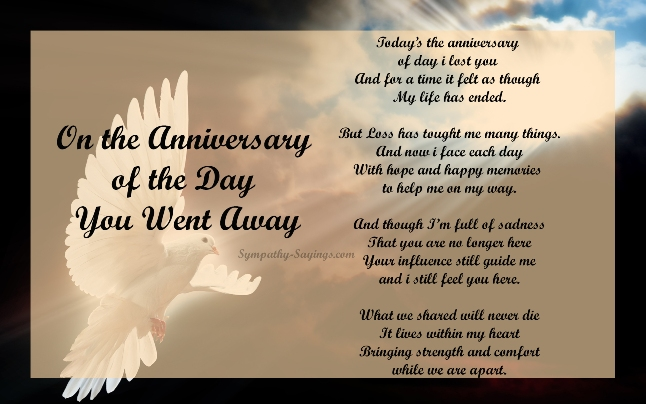 75+ One Year Death Anniversary Quotes - Awesome greeting HD ...