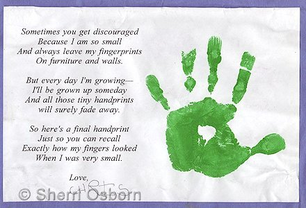 Helping Hands Poems
