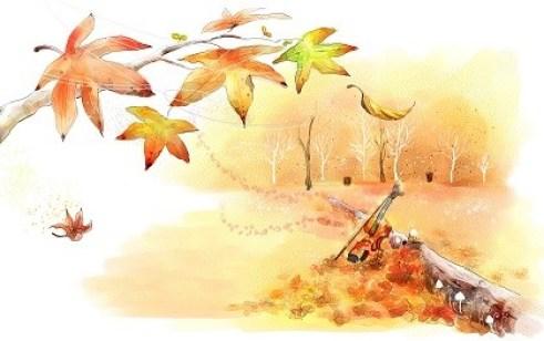 Осенняя пора. Стихи об осени.