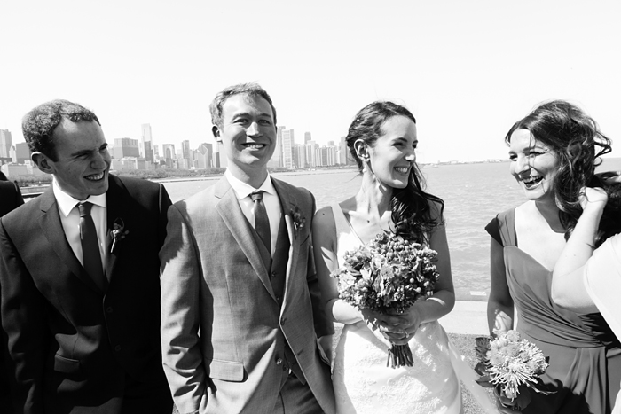 Chicago Lakefront Wedding Photography
