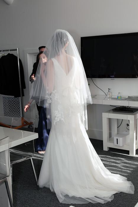 Room 1520 Wedding