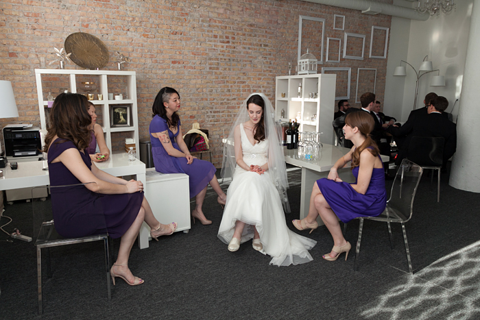 Chicago Wedding at Room 1520