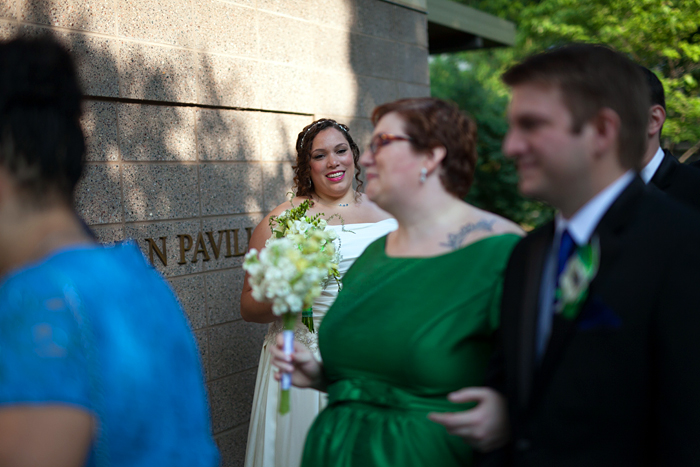 Chicago Lincoln Park Zoo Wedding