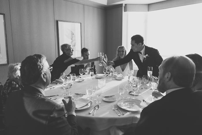 Everest Restaurant Wedding Chicago