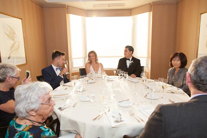 Everest Restaurant Wedding