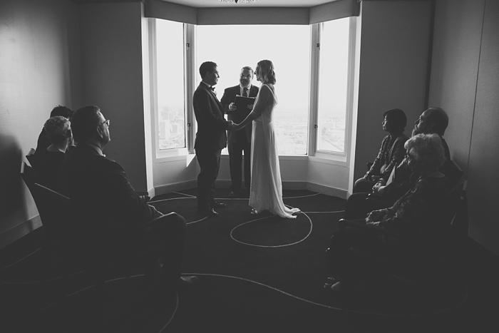 Everest Restaurant Chicago Wedding