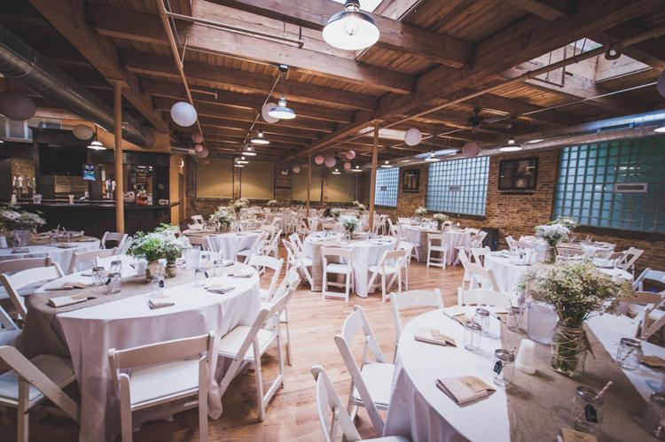 Copernicus Center Wedding Photos Inside