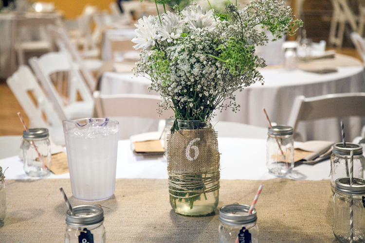 Copernicus Center Wedding Table