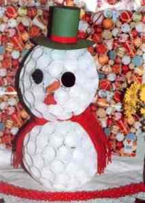Lomone Di Neve Lavoretto Di Natale Lavoretti Di Natale