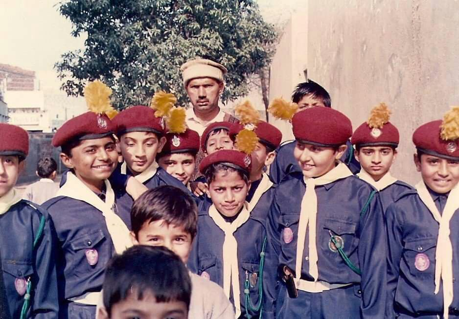 Halcyon Days | School life | School fellows | Childhood | School days