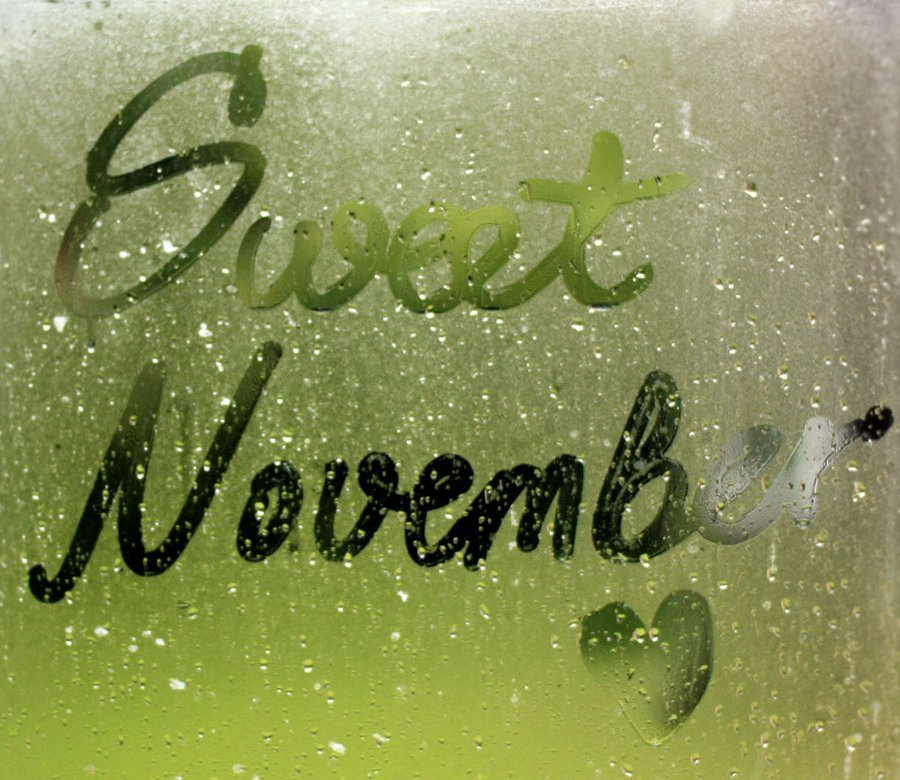 Romantic love poems | Sweet November | Romantic poetry