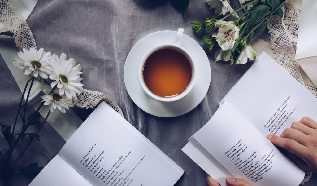 How to start writing poetry