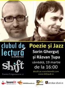 Sambata jazz-uim poeme in Shift