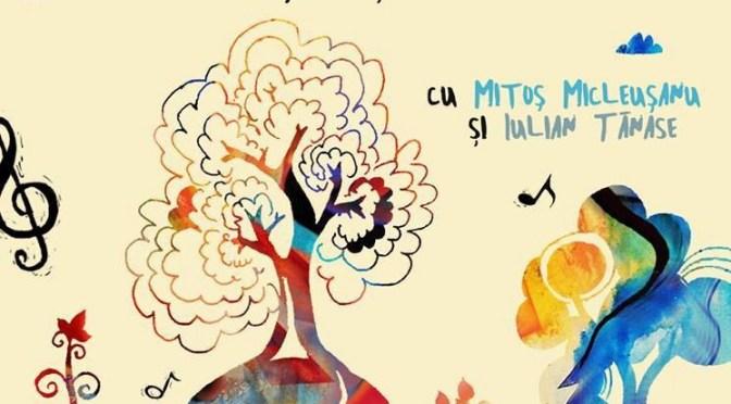 Mitoș Micleușanu și Iulian Tănase pregătesc un eveniment cu poezie