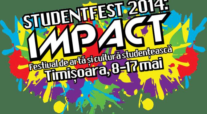 Studentfest-ul timişorean anunţă un atelier de poezie cu Radu Vancu