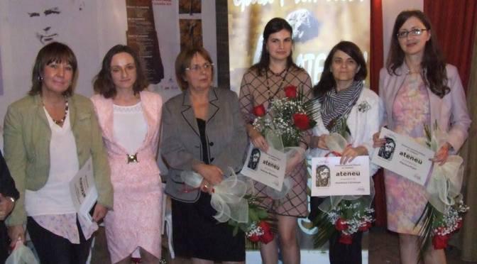 6 premiante la Ateneu