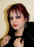 Natalie Dekel - Drawing past-lives - Azaden, pictured in 2007