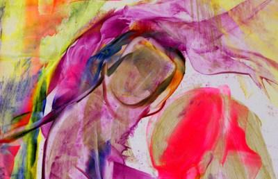 For Mother (detail) - Natalie Dekel, 3 June 2010