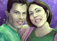 Natalie and Gil Dekel