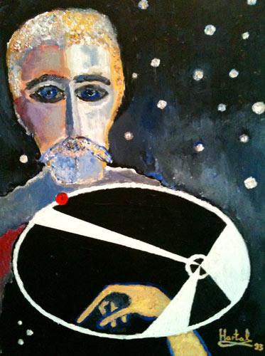 Paul Hartal - Kepler, 1993