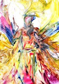 Angel GabriEl - by Natalie Dekel, June 2011.
